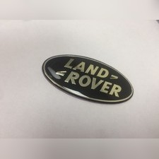 "Эмблема на решетку радиатора ""LAND ROVER"""