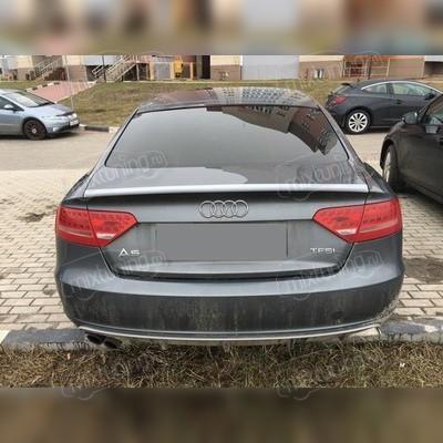 Спойлер Audi A5 Sportback, 2011 - 2016, кузов хетчбек