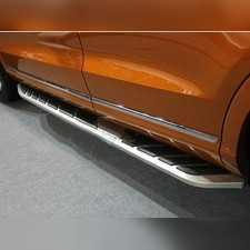 Молдинги на двери Audi Q3 2011 - 2014