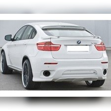 Козырек на заднее стекло BMW X6 E71 2008 - 2012