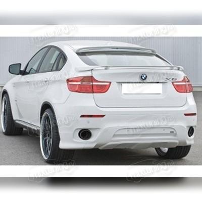 Козырек на заднее стекло BMW X6 E71 2012 - 2014