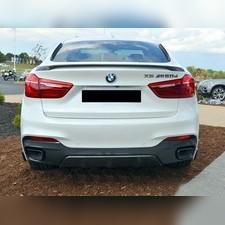 Спойлер BMW X6 F16 M Performance, 2014 - нв