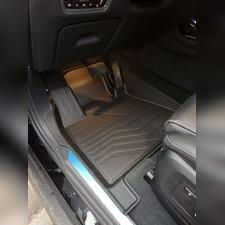 "Ковры салона BMW X5 G05 2018 - нв ""3D Lux"" (комплект), аналог ковров WeatherTech (США)"
