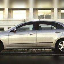 Молдинги дверей Chevrolet Epica 2010 - 2012