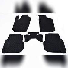 Коврики в салон 3D для Volkswagen Polo SD 2015-2020
