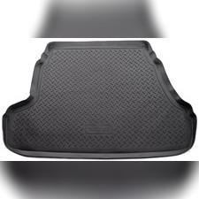 Коврик в багажник (черный) для Hyundai Elantra (HD) (SD) (2006-2011)