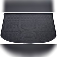Коврик в багажник (черный) для Kia Soul (PS) (HB) (2013)
