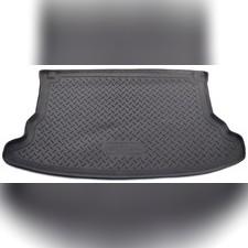 Коврик в багажник (черный) для Kia Sportage (JE) (2004-2010)