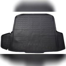Коврик в багажник (черный) для Skoda Octavia III (A7) 2017 - 2020