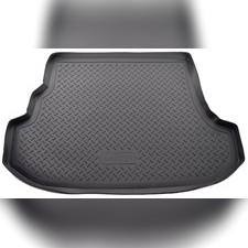 Коврик в багажник (черный) для Subaru Forester (2002-2008)