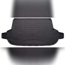 Коврик в багажник (черный) для Subaru Forester (2013-2018)