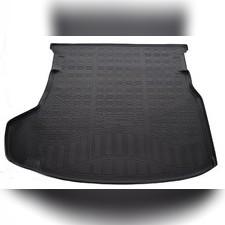 Коврик в багажник (черный) для Toyota Corolla (E16) (SD) (2013)