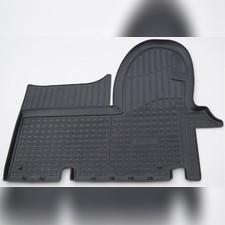 Коврики в салон (черные) 3D для IVECO Daily IV (2006-2011)\ IVECO Daily V (2011) (пер)