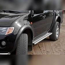 Расширители колесных арок Mitsubishi L200 2007-2010