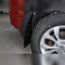 Брызговики Suzuki Grand Vitara 2008-2012