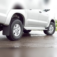 Брызговики Toyota Hilux 2011-2015