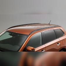Рейлинги чёрные Mitsubishi Outlander 2012 - 2019