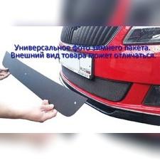 Зимняя защита радиатора (3 части)