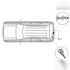 Штатная электрика для Range Rover Sport 2013-нв