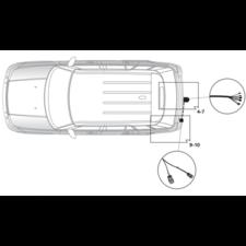 Штатная электрика для Range Rover Sport 2011-2013