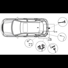 Штатная электрика для Lexus RX450H