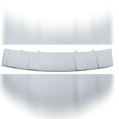 Задняя алюминиевая защита