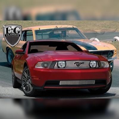 Комплект решеток из 4 частей (GT Model)