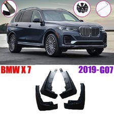 Брызговики передние и задние BMW X7 2018 - нв OEM