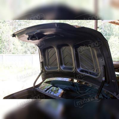 Обшивка внутренней части крышки багажника Datsun on-DO 2014-