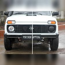 Комплект накладок для самостоятельного изготовления ресничек Lada (ВАЗ) Нива 2121 -