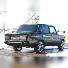 Спойлер крышки багажника «Утиный хвост» Lada (ВАЗ)