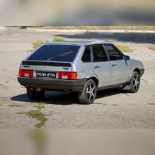 Спойлер крышки багажника «Утиный хвост» Lada (ВАЗ) 2109 1987-2006