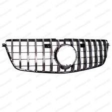 Решетка радиатора GT дизайн Mercedes-Benz GL-klass (X166) хром