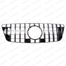 Решетка радиатора GT дизайн Mercedes-Benz M-klass (W164) хром