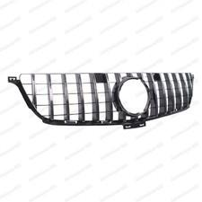 Решетка радиатора GT дизайн Mercedes-Benz M-klass (W166) хром