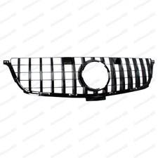 Решетка радиатора GT дизайн Mercedes-Benz M-klass (W166) черная