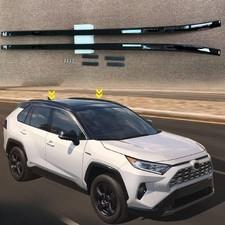 Рейлинги Toyota Rav 4 2019-нв XA50 (OEM) Черные
