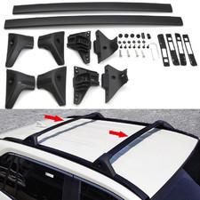 Багажник, поперечины на штатные рейлинги Toyota Rav 4 2019-нв (OEM) Черные