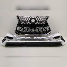 Обвес TRD на Lexus GX-460