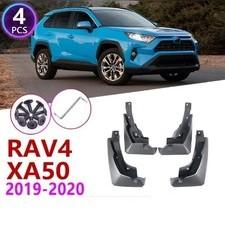 Брызговики Toyota RAV 4 2019 - нв комплект 4 шт (OEM)
