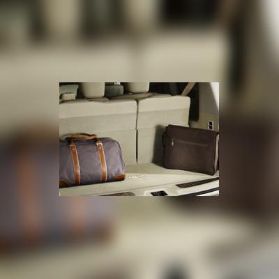 Коврик багажника тканный цвет Graphite