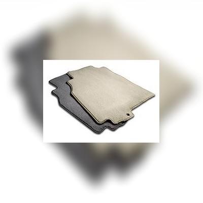 Коврики в салон (1, 2, 3 ряд) тканные, цвет Graphite