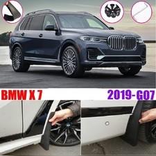 Брызговики передние и задние BMW X7 2018 - нв под комплектацию M-performance