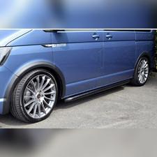 Расширители колесных арок для Volkswagen Multivan T6 2020-нв (комплект)