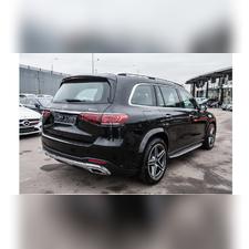 Пороги, подножки, ступени Mercedes-Benz GLS-class 2019 - нв (OEM)