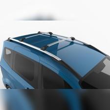 """Поперечины, багажник, на рейлинги с замком, модель """"Turmaline V1"""" (аэродинамические)"""