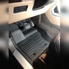 "Ковры салона передние Range Rover Sport 2013-нв ""3D Lux"" (2 передних),аналог ковров WeatherTech(США)"