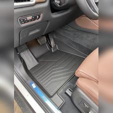 "Ковры салона BMW X6 G06 2019-нв ""3D Lux"", аналог ковров WeatherTech (США)"
