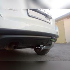 Фаркоп для Renault Duster (2 WD, 4WD) 2011-\Nissan Terrano 2014- (С БЫСТРОСЪЕМНЫМ ШАРОМ)