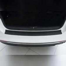 Накладка на задний бампер Kia Optima 2018-2019
